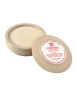 CREED Original Santal Shaving Soap & Bowl
