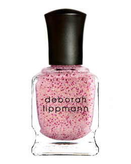 Deborah Lippmann Mermaid's Kiss Glitter Nail Polish