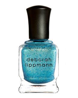 Deborah Lippmann Mermaid's Eye Glitter Nail Lacquer