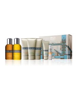 Molton Brown Men's Traveler Set: London via The World
