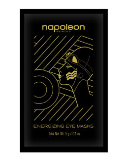 Napoleon Perdis Four Pack of Energizing Eye Masks