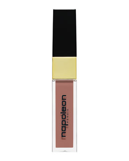 Napoleon Perdis Luminous Lip Veil Gloss, Cocoa