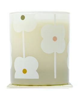 Orla Kiely Sage & Cassis Scented Vegetable Wax Candle