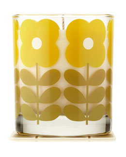 Orla Kiely Primrose & Bergamot Vegetable Wax Candle