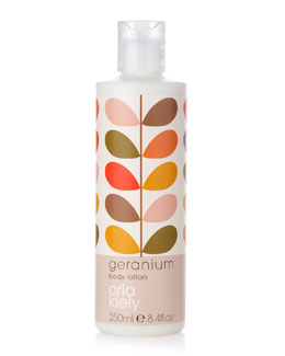 Orla Kiely Geranium Body Lotion, 8.4 fl.oz.