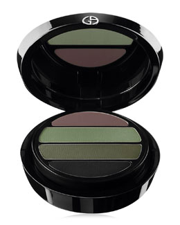 Armani Beauty Eyes To Kill Shimmer Eye Palette-09