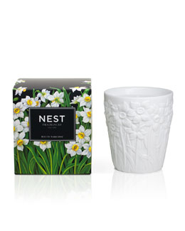 Nest White Narcisse Candle