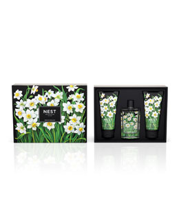 Nest White Narcisse Gift Set