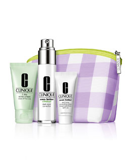 Clinique Limited Edition Even Better Brighter Skin Set