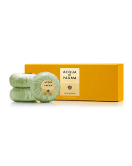 Acqua di Parma Gelsomino Nobile Boxed Soap Set