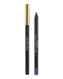 Yves Saint Laurent Summer Look 2013 Waterproof Eye Pencil, Violet