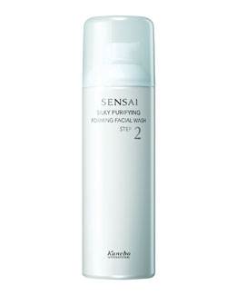 Kanebo Sensai Collection Silky Purifying Foaming Facial Wash