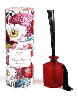 D.L. & Company Yuzu Flower Diffuser, 8.5 fl.oz.
