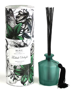 D.L. & Company Turkish Delight Diffuser, 8.5 fl.oz.