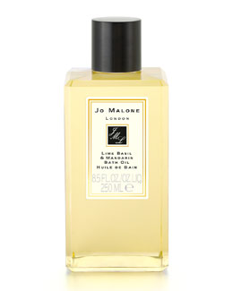Jo Malone London Lime Basil & Mandarin Bath Oil, 8.5 oz.