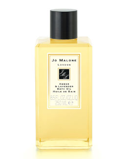 Jo Malone London Amber & Lavender Bath Oil, 8.5 oz.