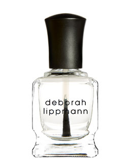 Deborah Lippmann Top Coat & Base Coat