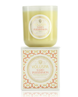 Voluspa Saijo Persimmon Candle