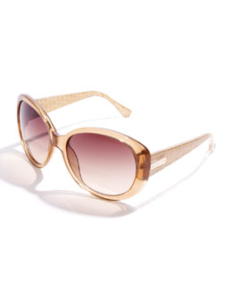 Michael Kors Carolina Oversize Sunglasses