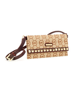 MICHAEL Michael Kors Logo Belt Bag