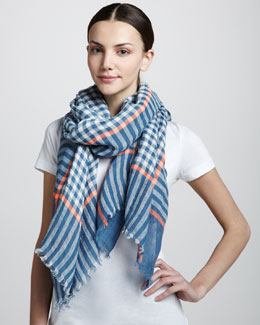 MARC by Marc Jacobs Dapper Belinda Scarf