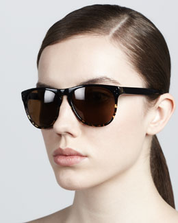 Oliver Peoples Daddy Polarized Sunglasses