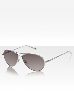 David Yurman Waverly Aviators, Silver
