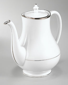 Haviland Orsay Platinum Coffee Pot