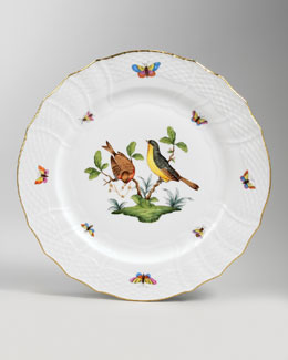 Herend Rothschild Bird Service Plate