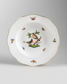 Herend Rothschild Bird Soup Bowl