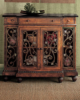 Ambella Showcase Cabinet