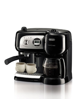 DeLonghi Combo Coffee & Espresso Maker