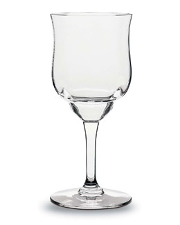 Baccarat Capri White Wine Glass, 6.125 Ounces