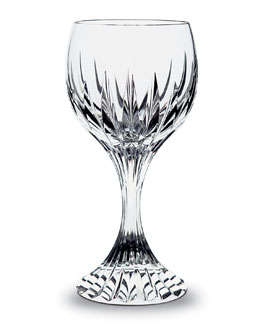 Baccarat Massena White Wine Glass