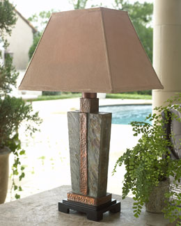 Grady Outdoor Table Lamp