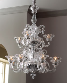"CYAN DESIGNS ""Harlow"" Chandelier"