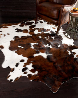"""Canyon"" Cowhide Rug"