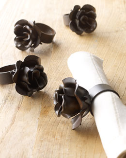 Napa Home Napkin Rings