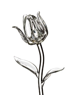 Waterford Crystal Glass Tulip