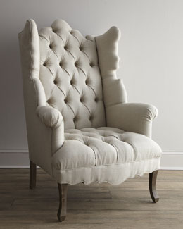 "NM EXCLUSIVE ""Elizabeth"" Chair"
