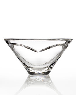 "Waterford Crystal ""Love & Romance"" Bowl"