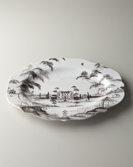 "Juliska Country Estate ""Main House"" Serving Platter"
