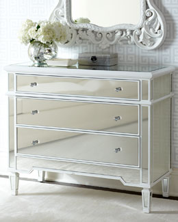 """Elsby"" Mirrored Chest"