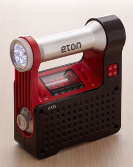 Eton Emergency Crank Radio