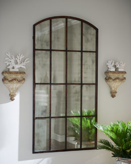"""Amiel"" Large Arch Mirror"