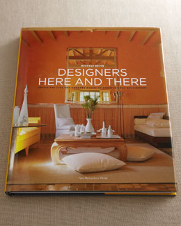 """Designers Here & There"" Hardcover Book"