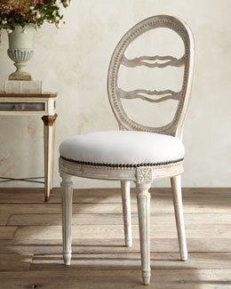 Tara Shaw Tara Shaw Swedish Side Chair