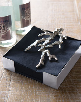 "Michael Aram ""Ocean Coral"" Napkin Holder"