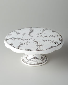 "Juliska ""Country Estate"" Large Cake Stand"