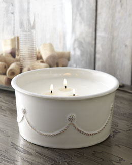 "Juliska ""Berry & Thread"" Citronella Candle"